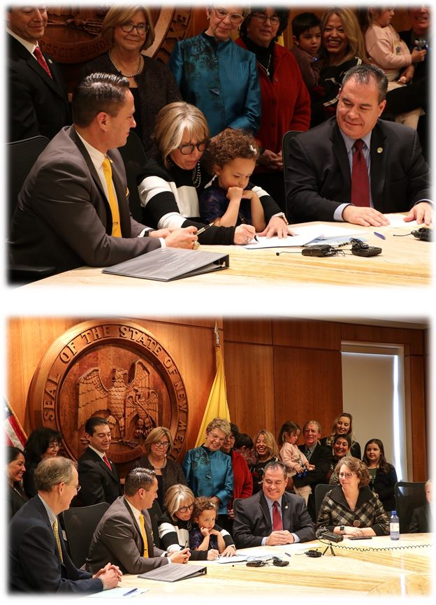 Governor Lujan Grisham signs bill establishing Early Childhood Education and Care Dept.