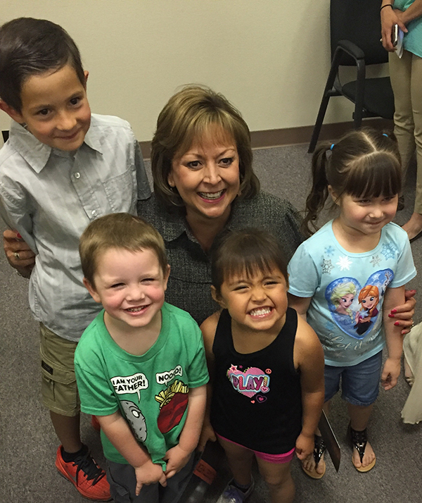 "Governor Martinez Announces ""Pull Together"" Community Engagement Effort"